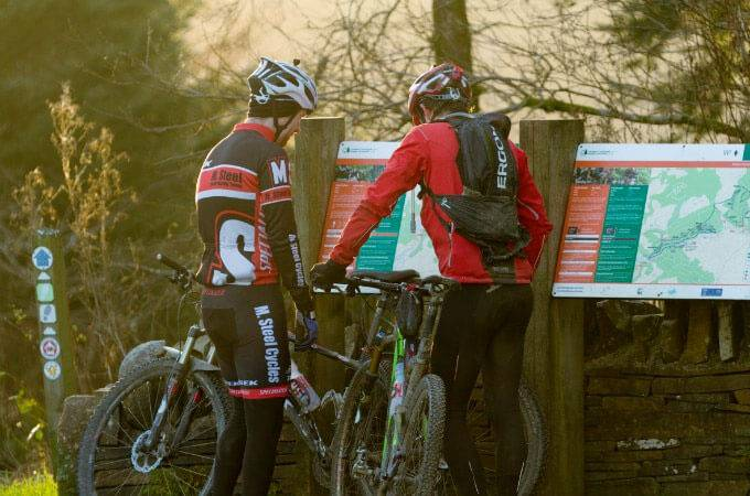 Afan Forest Park Trail Centre -
